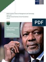 ESMT_Kofi_Annan_Fellowship