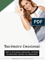 Barometro Emocional -Mariana Ferrari