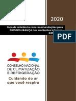 Indústria - Guia de referência BIOSSEGURANÇA - CNCR