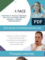 Dor na face - Exercícios Terapêuticos Domiciliares