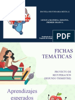 FICHAS TEMÁTICAS Academia de Español
