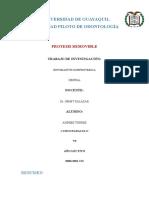 estomatitis subprotesica