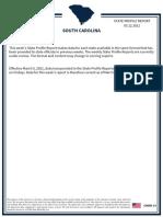 White House report S.C. COVID-19 cases