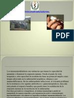 Uso de Inmunonoduladores Office 2007