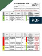 Modelo de APR e vídeo explicativo  FUNÇÃO_  LAVADOR