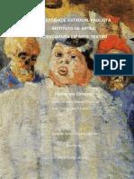 TCC Leandro Senna - Pierrot e o cinismo