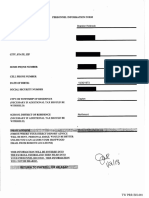 B. Holbrook Personnel File With Redactions 3-15-2021