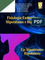 Fisiología Endocrina Hipotálamo e Hipófisis