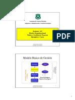 Sesiones 8-9. Adm. y Gestión Estratégica ACIPOL 2020