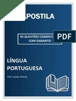 E-book 50 questões comentadas