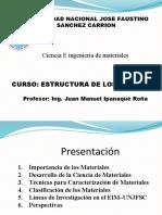 CLASE 2.2 Ciencia de Los Materiales