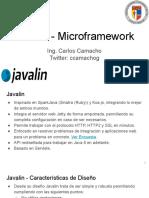 Javalin - Microframework