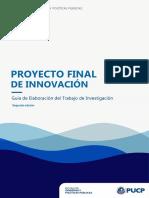 Guía Proyecto de Innovación Segunda Edición_OficialVF