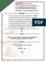 INFORME 11-Grupo 5- Elaboración del Póster Presentación del Segundo producto Artículo científico y Póster _FINAL_DR.ABOGAL  (1)