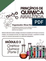 Módulo III - Cinética Química - Parte I