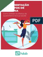eBook Hilab - Má Alimentação Em Tempos de Pandemia