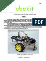 DOCUMENTATION ROBOT SUIVEUR DE LIGNES