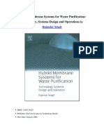 Hybrid Membrane Systems for Water Purification Technology, Systems Design and Operations by Rajindar Singh (Z-lib.org)