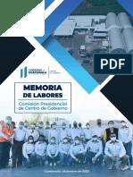 Memoria de Labores 2020 Cdg