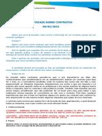 Atividade Contratos - Documentos Google