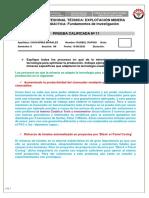 Prueba objetiva N° 11_ CHAVARRIA MORALES RUSBEL RUFINO