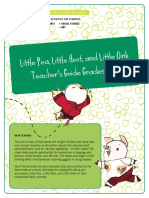 Little Pea Hoot Oink Teacher's Guide