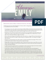 Always Emily Discussion Guide