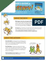 E-mergency Teacher's Guide