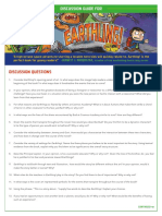 Earthling Discussion Guide