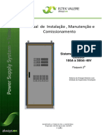 E63452105-6-7_3MG-91_A - Manual de Usuario_Instalação