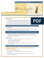 On a Beam of Light Teacher Guide
