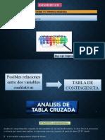 Presentació UNIDAD 4. Tablas de contingencia