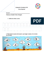 Evaluación Formativa 2019 LENGUAJE GRUPO 2