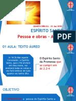 Aula 01.2020 Espírito Santo