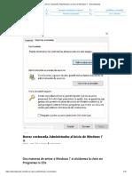 Borrar contraseña Administrador al Inicio de Windows 7 – Desenfasados