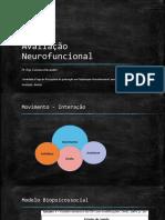 Avaliação Neurofuncional 1