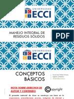 MIRS ECCI - Felibert - Semana 1 Conceptos Básicos