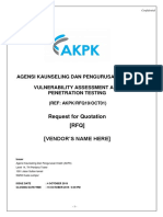 18 AKPK_RFQ19_OCT01-Vulnerability Assessment and Penetration Testing