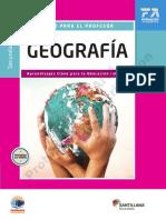 Geografia 1 Secundaria