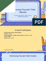 Kontrak Kuliah Patofis PTM S1 Gizi