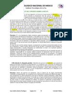 LISR Resumen Artículos Liquidacion
