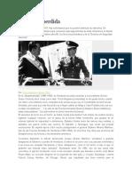 Ceutec-Historia de Honduras_Década Perdida_Desaparecidos en Honduras Realizada