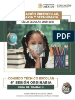 GuiaSextaSesionCTE-Preescolar_PrimariaySecundaria