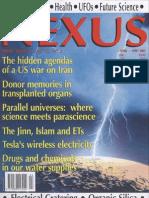 Free Energy by Nikola Tesla [Nexus Magazine] [April - May 2005]