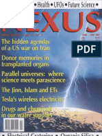 Free Energy by Nikola Tesla [Nexus Magazine] [April - May 2005]
