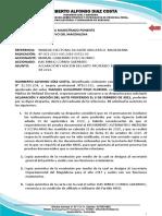 ACLARACIÓN Y ADICIÓN DE AUTO - NULIDAD ELECTORAL MANUEL POLO FLORIDO