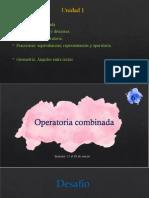 6° Operatoria combinada