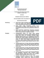 Permendagri No 33 2010 pglolaan smph