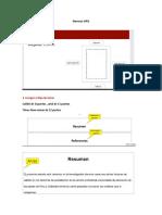 Normas APA Directivas