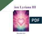 Sanacion Lyriana III